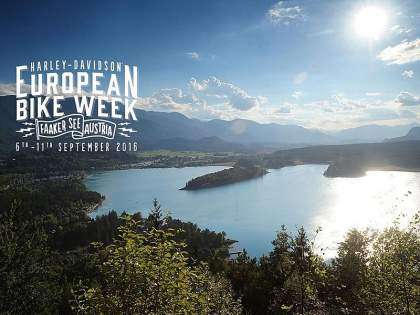 European Bike Week 2016