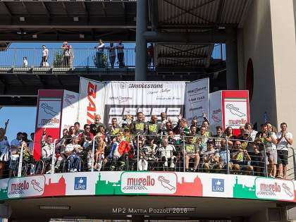 Dream World Bridgestone Cup en Mugello