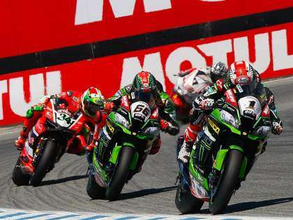 El WSBK regresa a Alemania