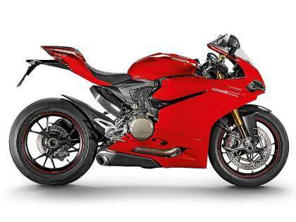 Ducati Panigale S 2017 lateral