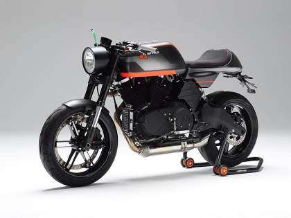 BOTT XC1 Cafe Racer Carbon