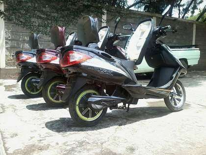 Scooters Ecotran