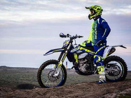 Sherco Factory Enduro 2017.
