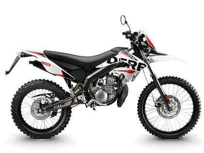 Derbi Senda DRD X-Treme 50 R - vista lateral