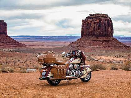 Nueva Indian Roadmaster Classic 2017