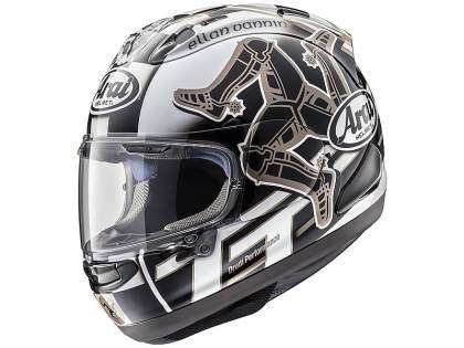 Arai Isle Of Man TT Series Special Edition 2017