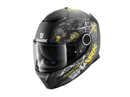 Casco Shark Spartan