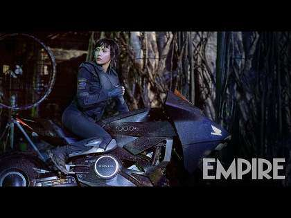Honda y Ghost in the Shell