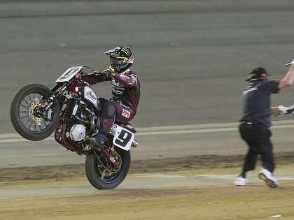 Jared Mees vence con Indian el Daytona TT