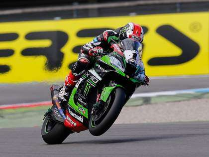 Jonathan Rea sigue imparable