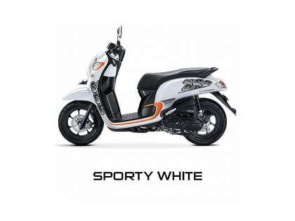 Honda New Scoopy i 110