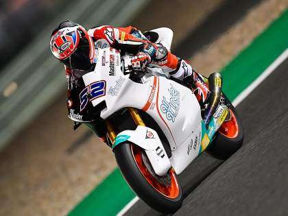 Danny Kent rompe con el Kiefer Racing Team