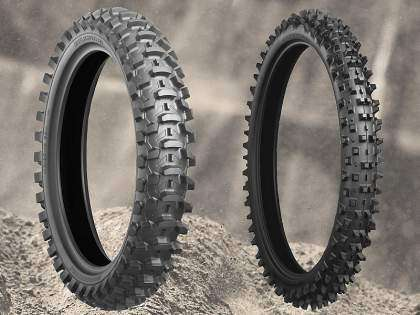 Bridgestone Battlecross X10.