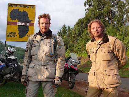 Charlie Boorman habla de un tercer Long Way