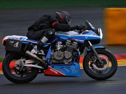 Guy Martin a tope en las 4 Horas de Spa