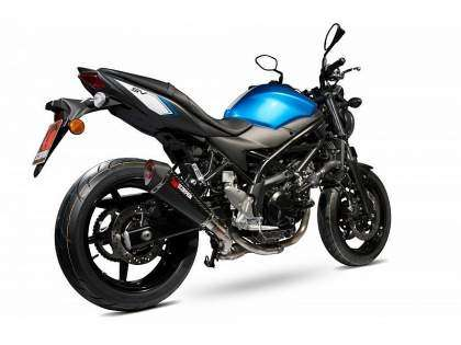 Luce escape Scorpion en tu SV650