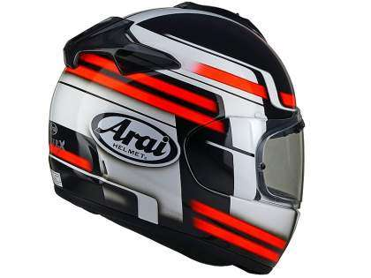 Arai Chaser-X Competition