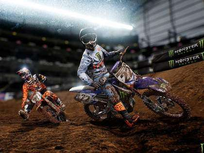 Supercross The Game llega el 13 de febrero.