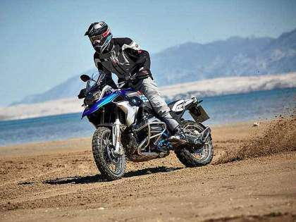 La BMW R 1200 GS y otras trail superventas