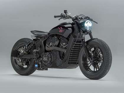 Indian Scout Sixty 'Road Runner'