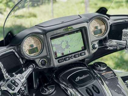 Indian mejora su Ride Command