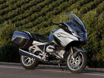 La BMW R 1250 RT arranca en 20.050 €