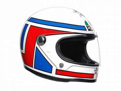 AGV X3000 Marco Lucchinelli