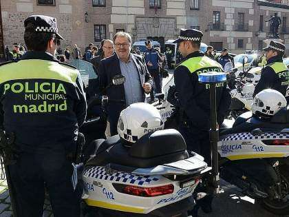 Motos en Madrid