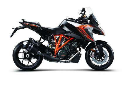 Actualización suspensiones KTM 1290 Super Duke GT 2016-2018