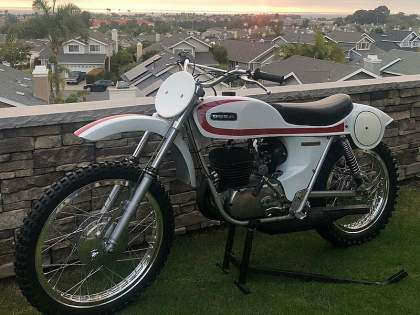 OSSA Stiletto de 1970