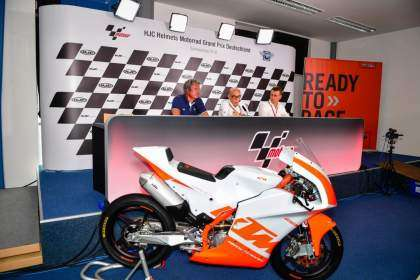 KTM RC4R Northern Talent Cup
