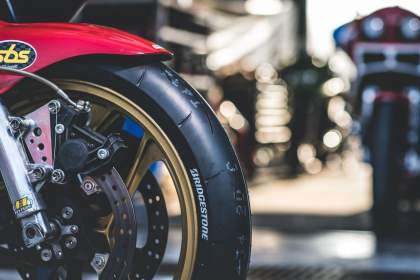 Bridgestone Battlax CR11
