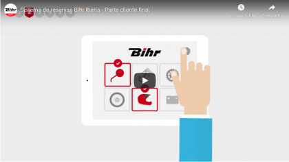 Bihr Click and Collect