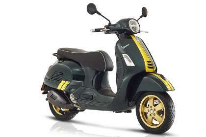 Nueva Vespa GTS Super Racing Sixties 2020
