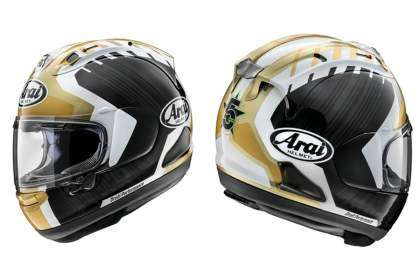 Arai RX-7V Rea - Gold Edition