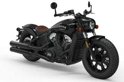 Indian Scout Bobber 2020 (14.690€)