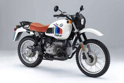 BMW R80GS Paris-Dakar Edition 1984