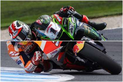 MotoGP Vs Superbikes