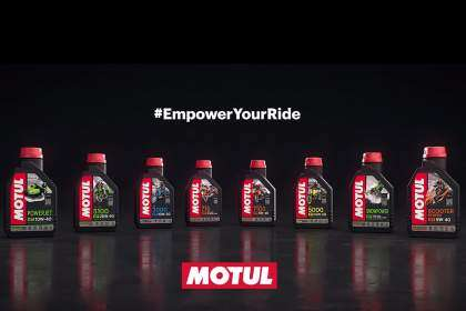 Gama Motul Powersport