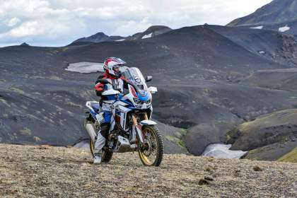 Honda Adventure Roads Tour 2021