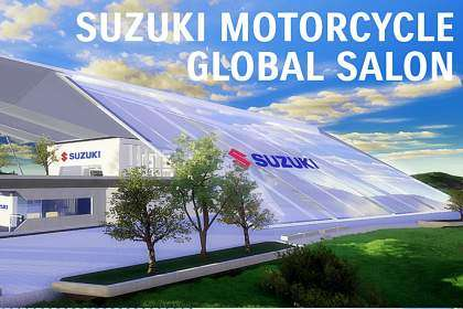 Suzuki Global Motorcycle Salon