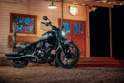 Indian Chief 2021