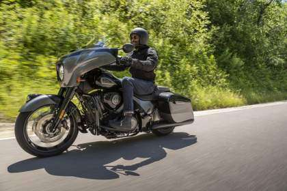 Indian Chieftain Elite 2021