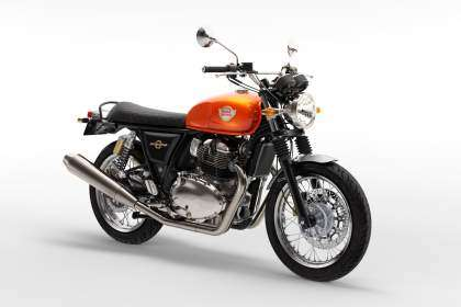 Royal Enfield Interceptor INT 650 2021
