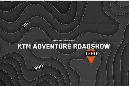 KTM Adventure Roadshow