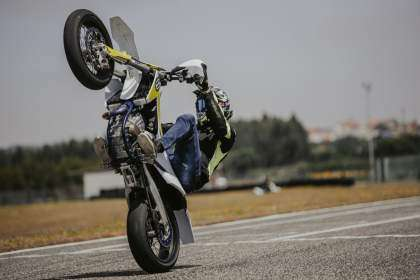 Husqvarna Motorcycles 701 Supermoto Ride Out