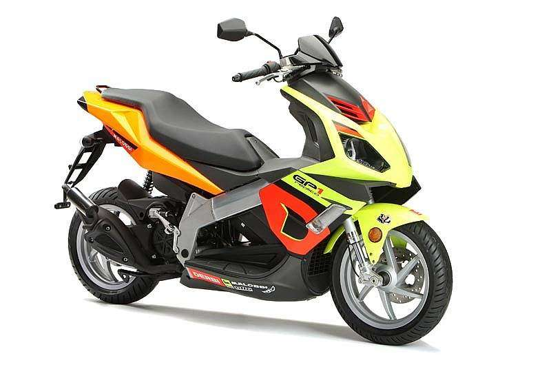 Derbi GP1 50 Open Malossi