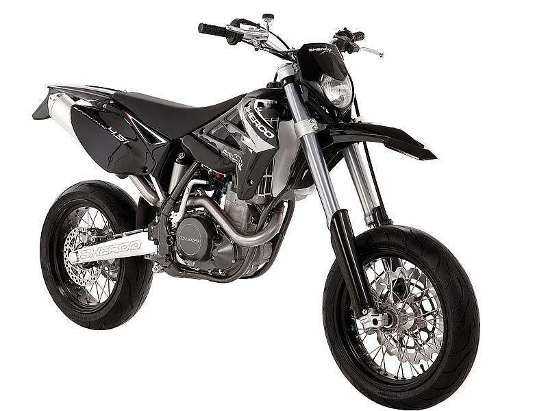 Sherco Supermotard 4.5 2009