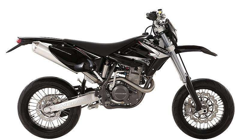 Sherco Supermotard 5.1 2009