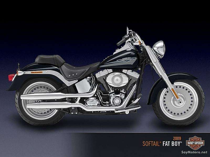 Harley Davidson - Fat Boy 2009